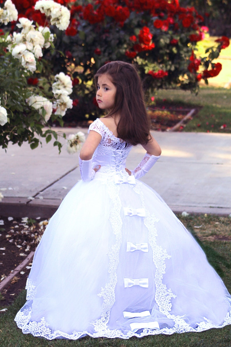 5ae09b2f2 Beautiful Toddler Flower Girl Dresses