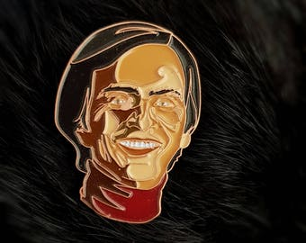 POP Science Enamel Pin - Carl Sagan