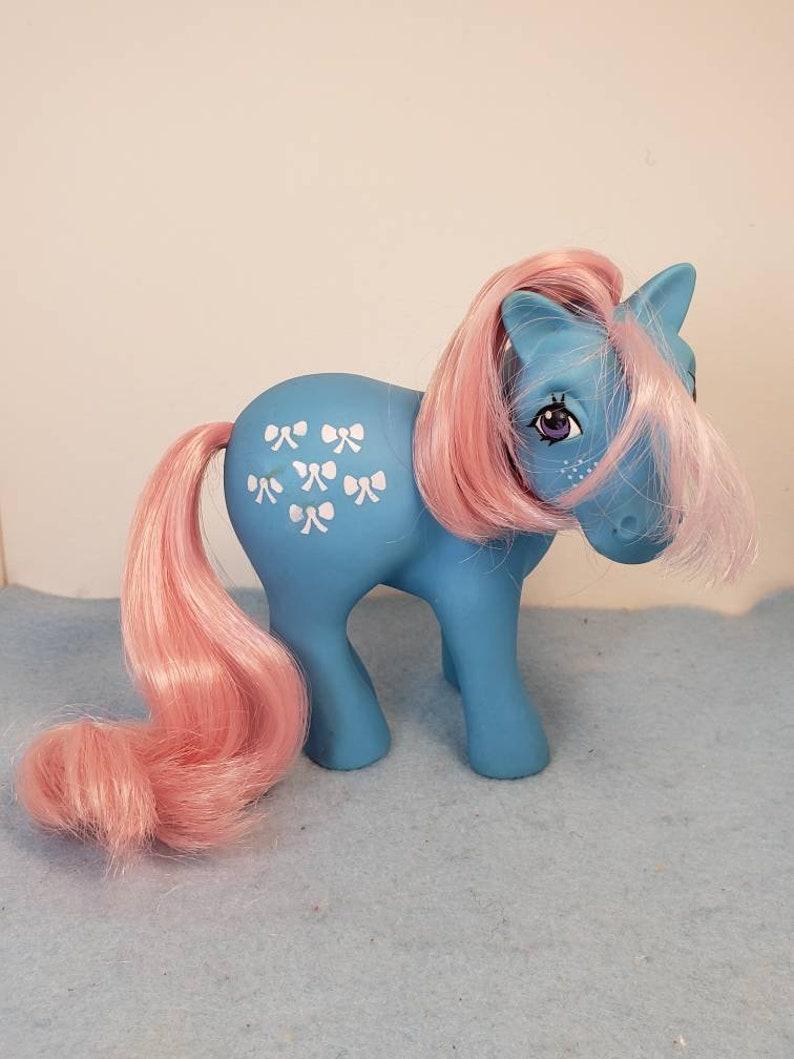 My Little Pony G1 Vintage  Bowtie #4