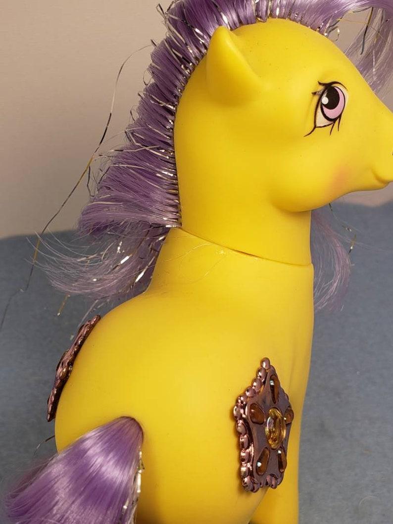 My Little Pony G1 Vintage Princess Starburst #2
