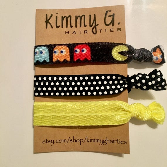 Gaming elastic hair ties  c44c1b023f1