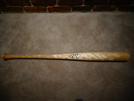 Yellow Birch Hand Turned Wood Bat