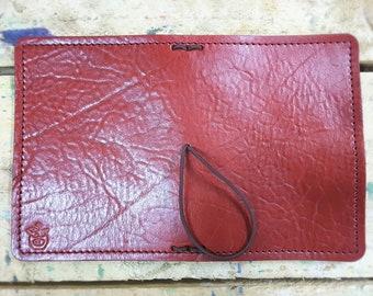 Apple Pig Leather Art