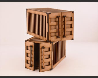 Shipping Container (x2)