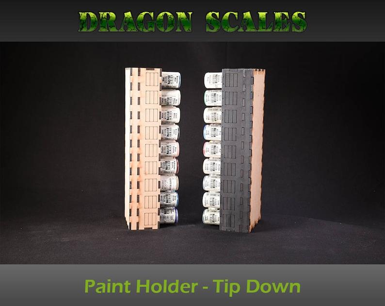 Miniature Paint Storage