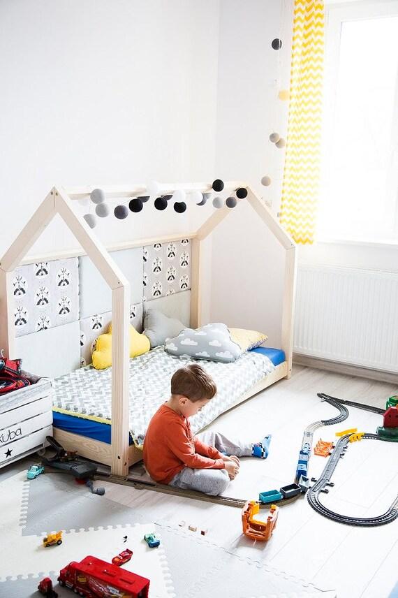 Baby Kleinkind Twin Königin erstaunliche Haus Bett | Etsy