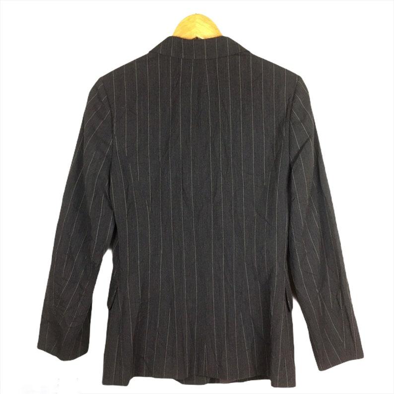 Jil Sander Double Breasted Blazer Coat