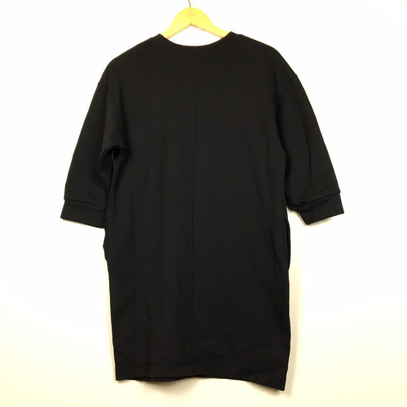 Vintage X-GIRL Half Sleeve Pullover Sweatshirt Size 1