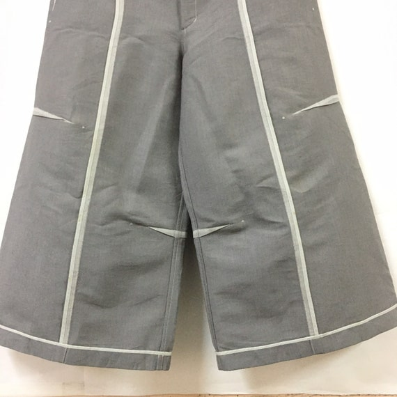 """Issey Miyake A-POC Wide Leg Pants W28"""" - image 3"""