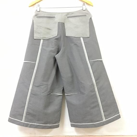 """Issey Miyake A-POC Wide Leg Pants W28"""" - image 5"""
