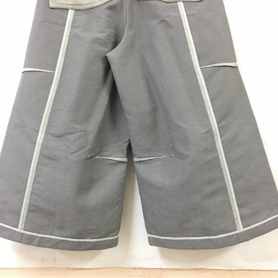 """Issey Miyake A-POC Wide Leg Pants W28"""" - image 7"""