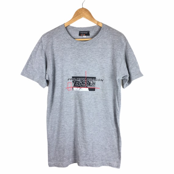 Vtg Project Dragon Bleu Stash Futura T-Shirt