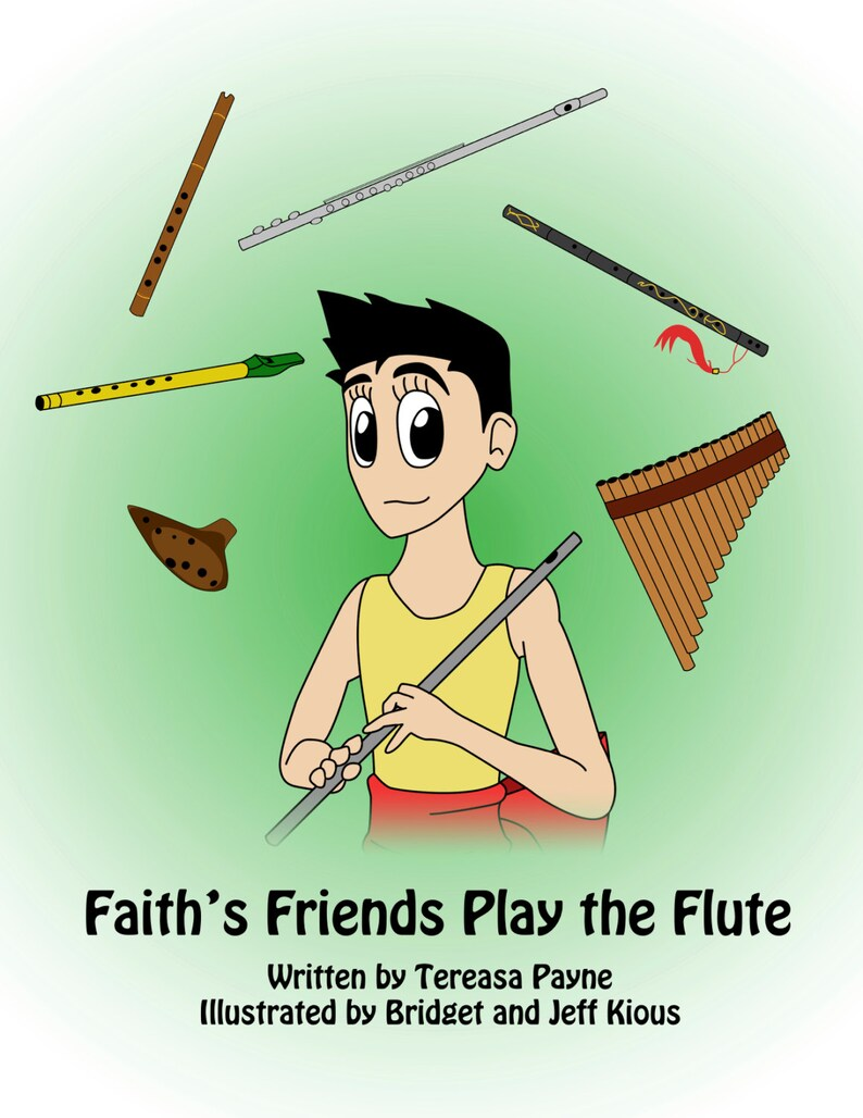 Children's Book:  Faith's Friends Play the image 0