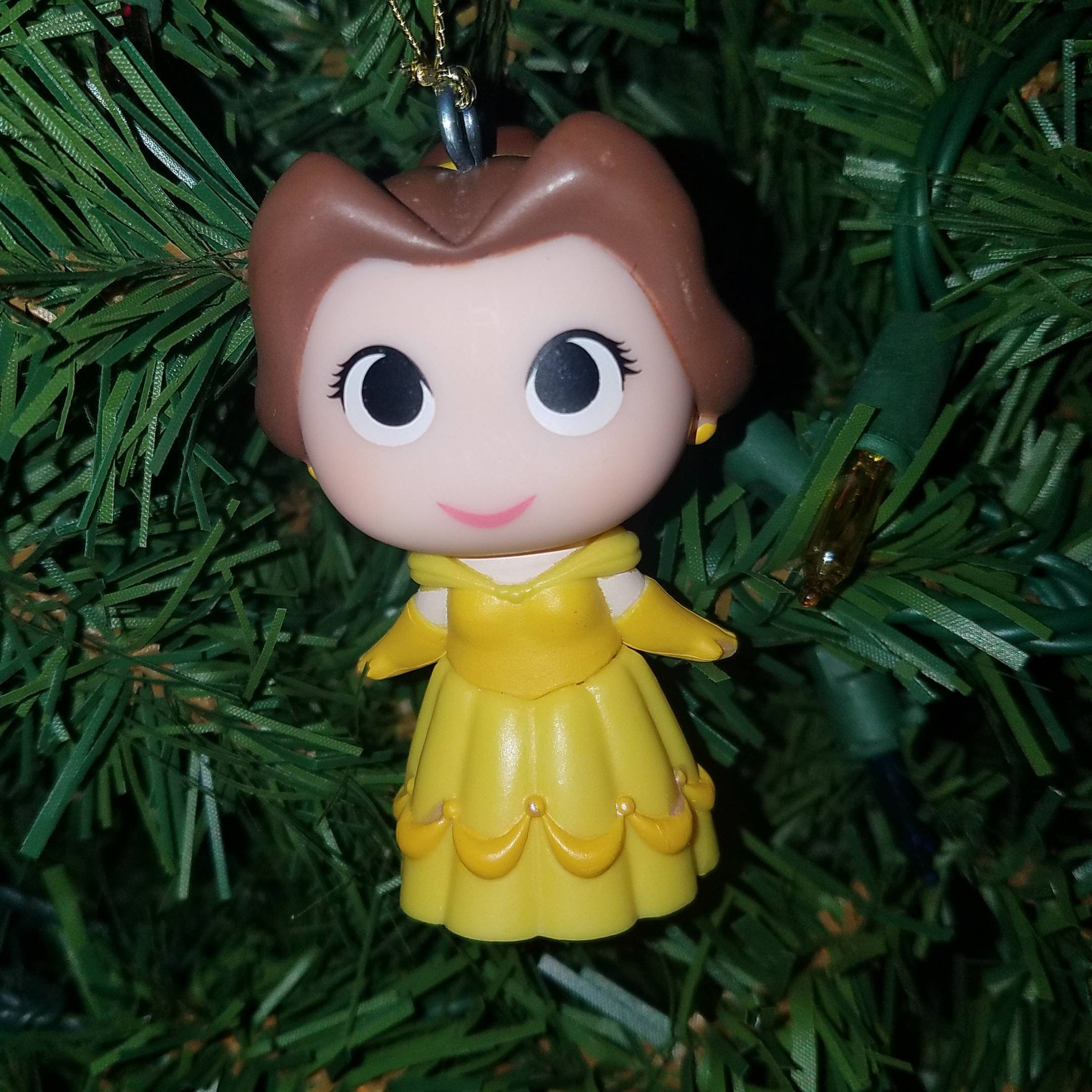 zoom - Disney Beauty And The Beast Christmas Decorations
