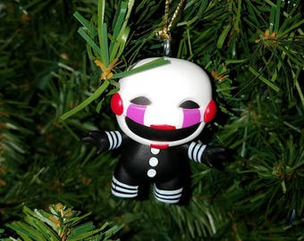 FNAF Five Nights at Freddy's Christmas Ornament Puppet