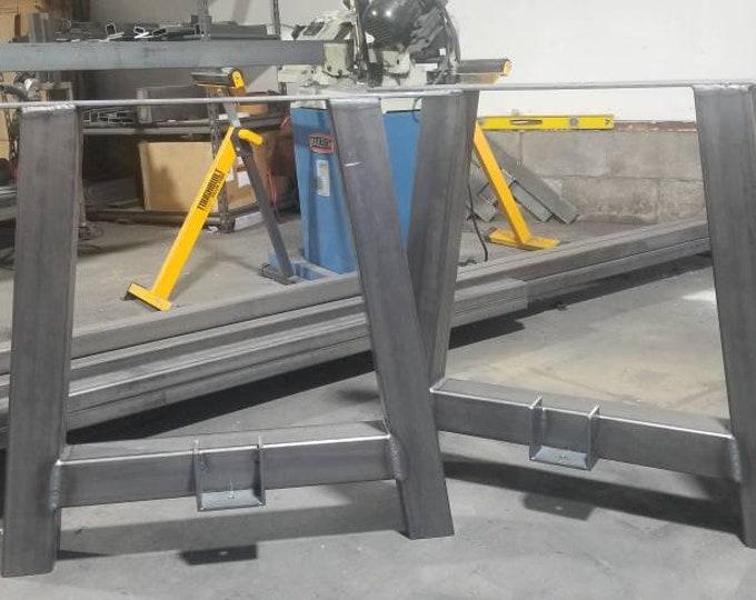 A-Shaped Steel Base, Industrial