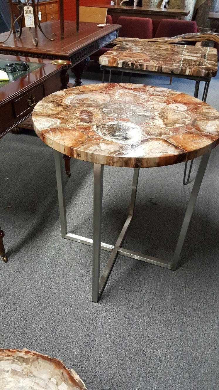 Coffee table stainless steel legscoffee table basebrushed finish gallery photo gallery photo gallery photo gallery photo gallery photo watchthetrailerfo