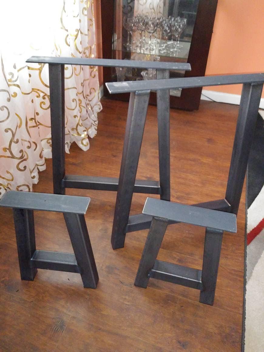 Metal Table Legs Set Of 4