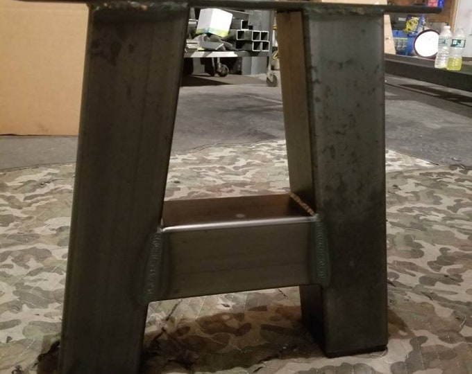 Industrial Bench Table Base