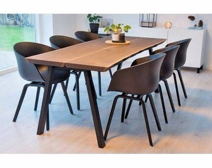 Metal table legs  Metal table base  Custom sizes  Colors