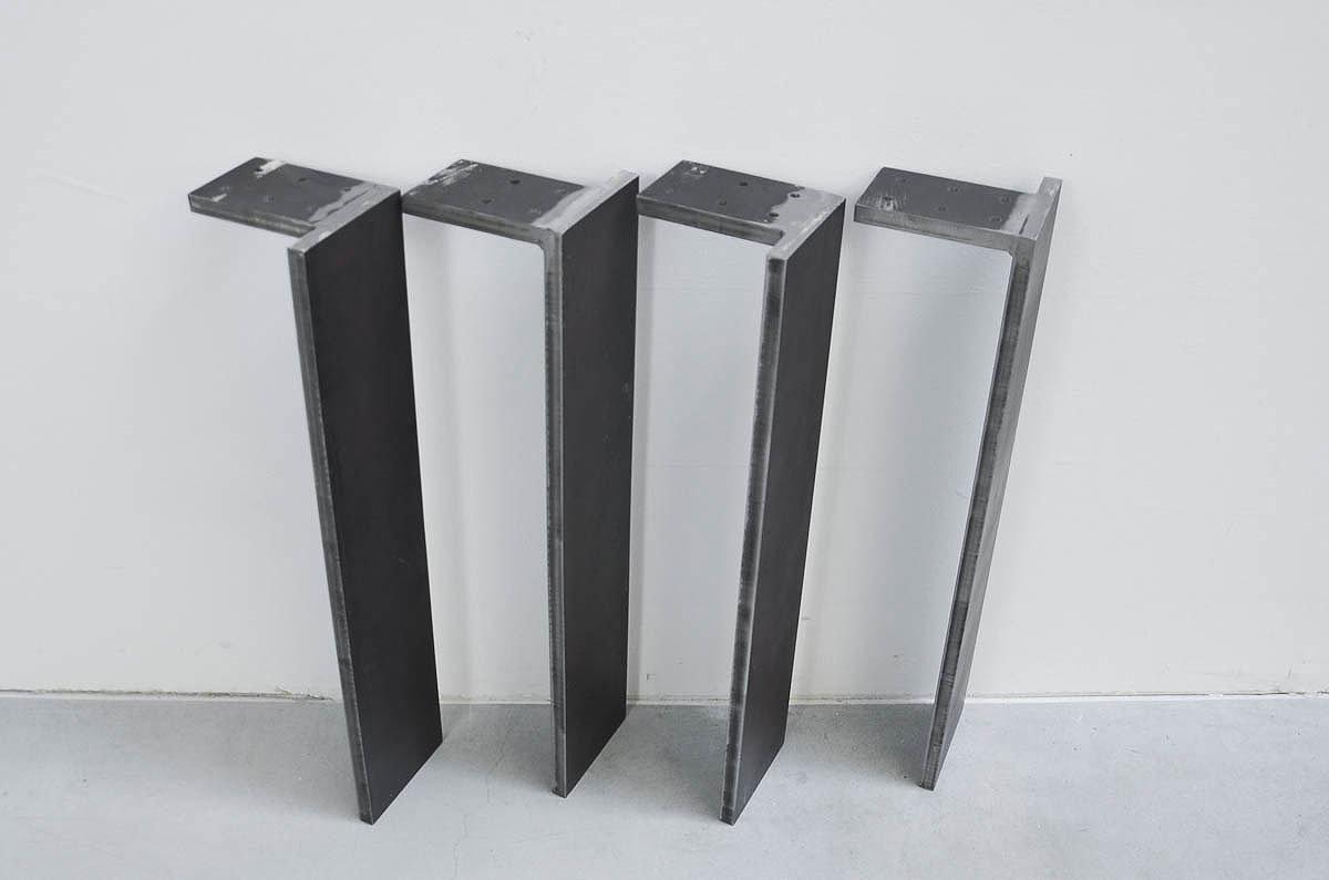 metal table legs coffee table legs. Black Bedroom Furniture Sets. Home Design Ideas