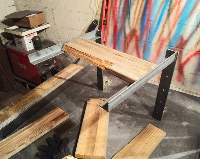 Industrial Shelf Brackets