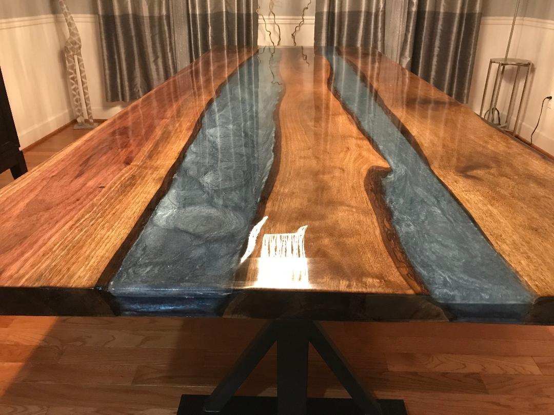 Industrial Trestle Metal Table Legs Handmade Custom