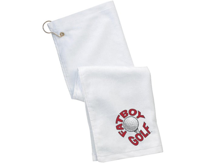 Fatboy Golf™ Groommeted Golf Towel