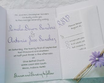 The Rustic Charmer Invitation Suite