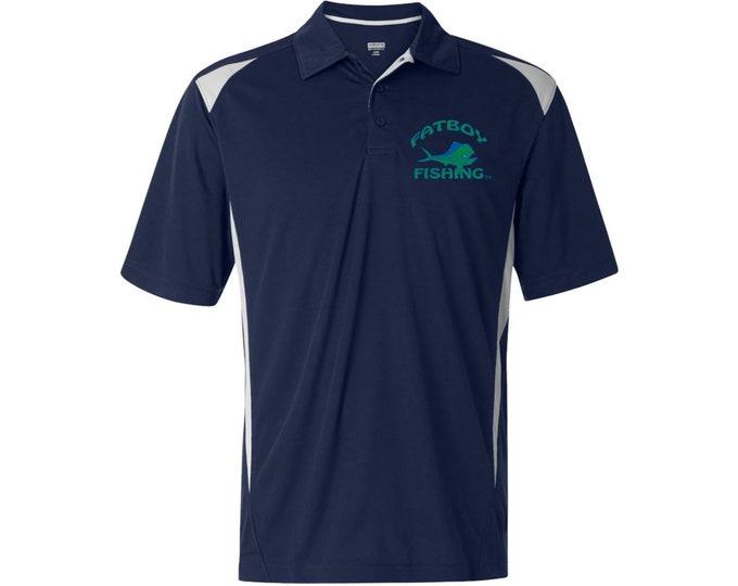 Fatboy Fishing™ Premier Sport Polo Shirt