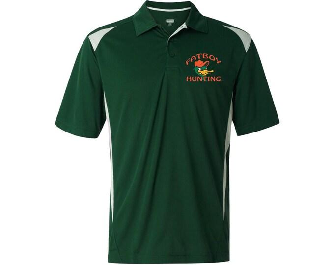Fatboy Hunting™ Premier Sport Polo T-shirt