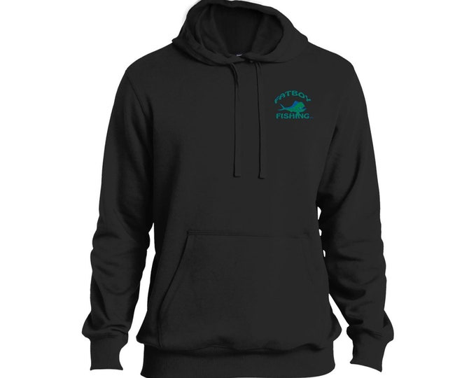 Fatboy Fishing™ Tall Pullover Hoodie