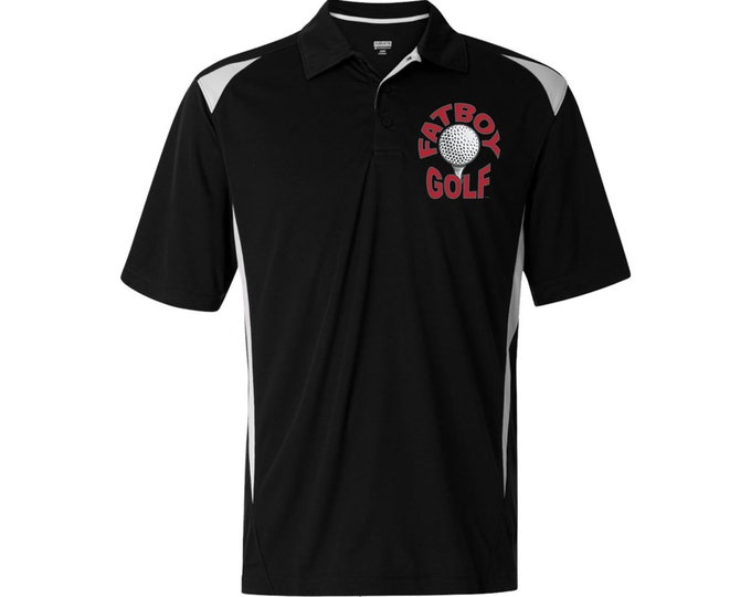 Fatboy Golf™ Premier Sport Polo T-shirt