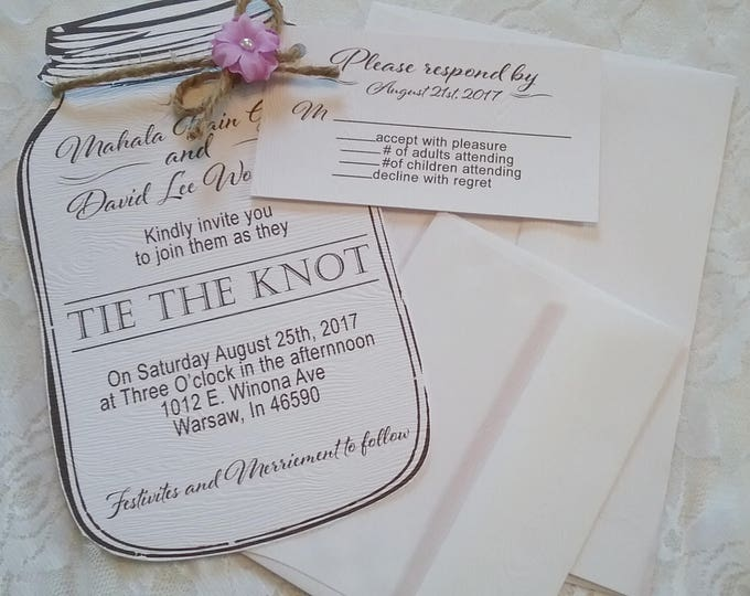 The Rustic Belle Invitation Suite