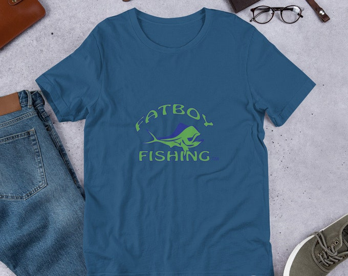 Fatboy Fishing™ Short-Sleeve T-Shirt
