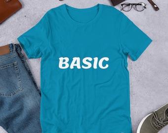 BASIC Short-Sleeve Ladies T-Shirt