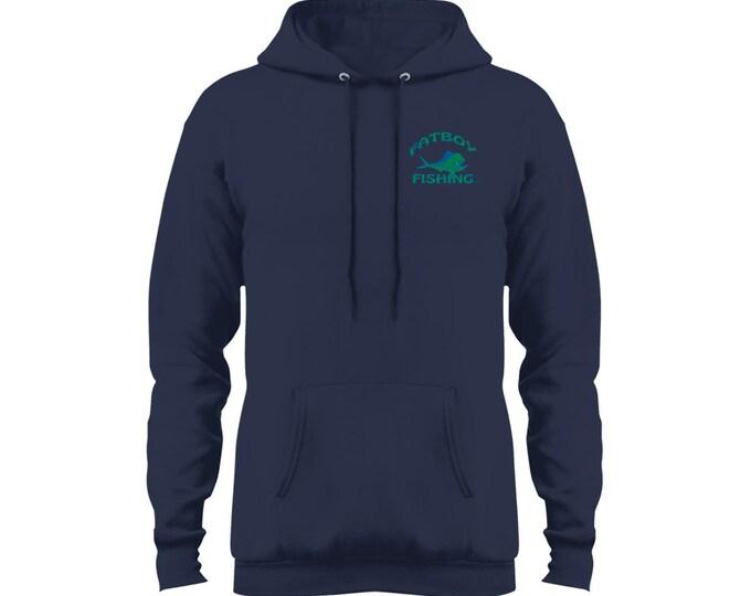 Fatboy Fishing™ Fleece Pullover Hoodie
