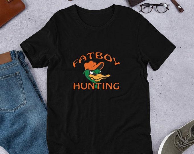 Fatboy Hunting™ Short Sleeve T-shirt
