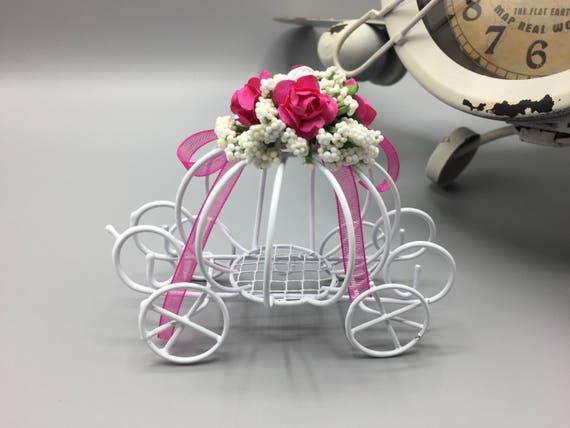 CINDERELLA carriage Princess carriage Rustic Wedding  d2ad4cd1c