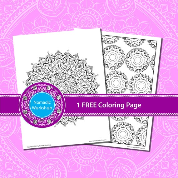 Free Free Printable Spring | Coloring Pages For Adults, Download ... | 570x570