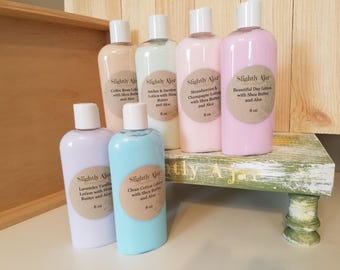 Aloe and Shea Butter Lotion