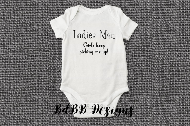 Favoriete Dames grappige Baby Rompers Man / jongen Going Home Outfit / | Etsy @BR53
