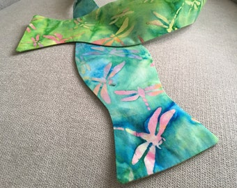 Dragonfly Bow tie, Multi-colour