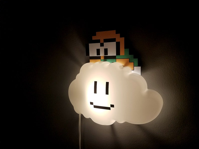 Super Mario Brothers Night Light