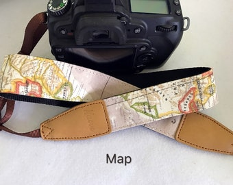 Promotion wholesale price items!NuovoDesign Timeless collection (many pattern available) camera strap for DSLR and mirrorless