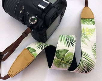Promotion wholesale price item! NuovoDesign GREEN camera strap for DSLR and mirrorless. classy, Tasteful, Pretty
