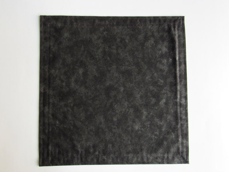 EDC Hank Paisley Fabric Gray Taupe Gold Men/'s Handkerchief Women/'s Handkerchief Cotton Pocket Hank