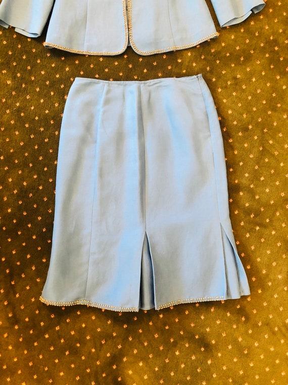 Vintage Emma James Linen Suit - image 6