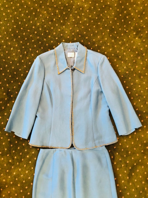Vintage Emma James Linen Suit - image 2