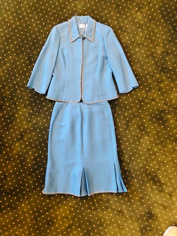 Vintage Emma James Linen Suit - image 10